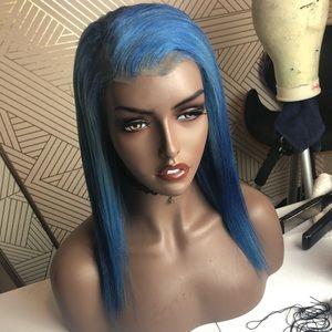 Blue Wig Unit